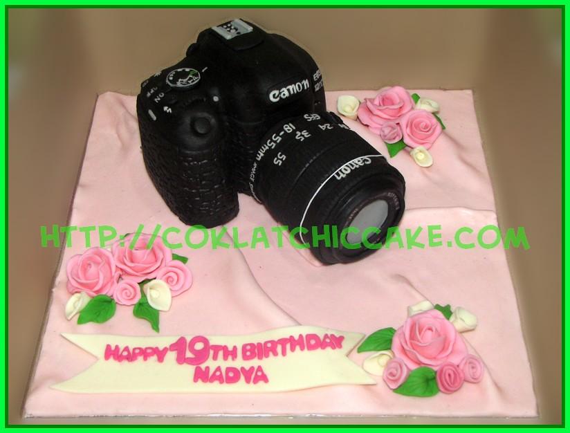 Cake Canon 1200D