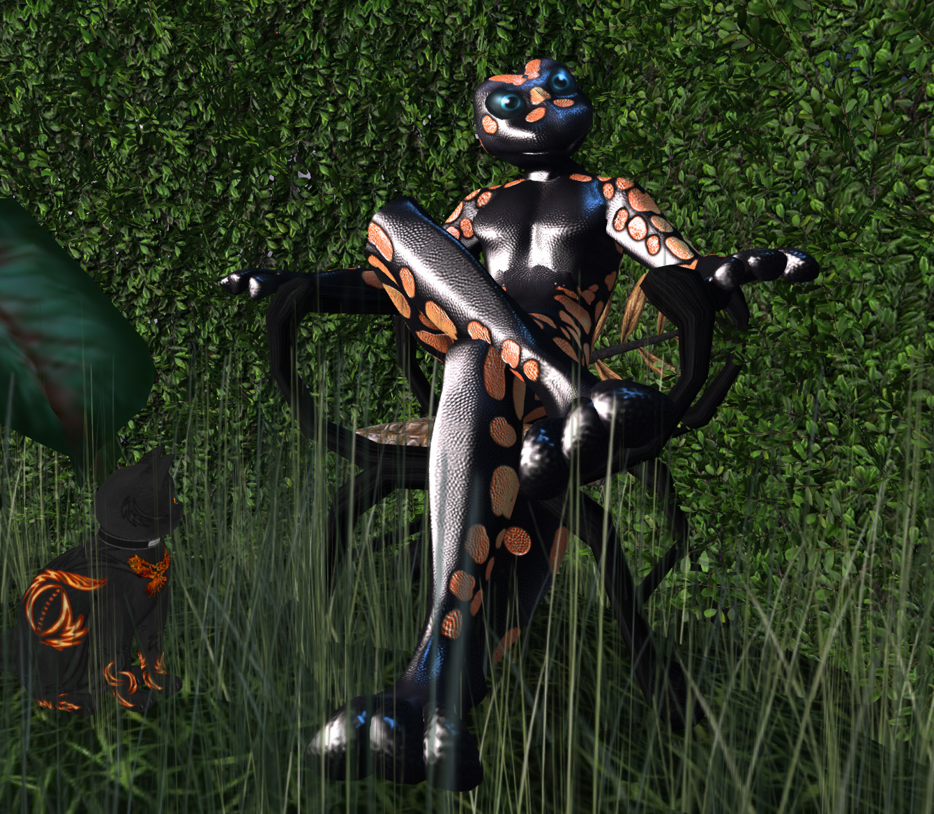 Avatar-Bizarre-Salamander-Avatar-II