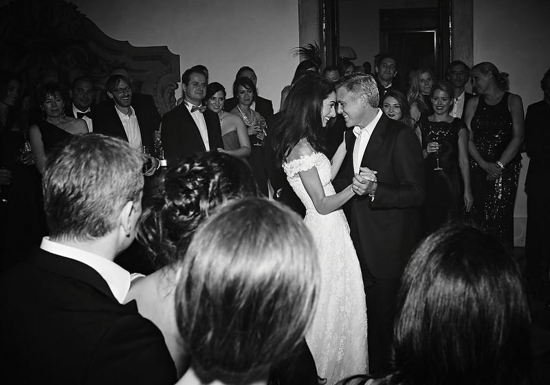 Джордж Клуни женился в 2014 году