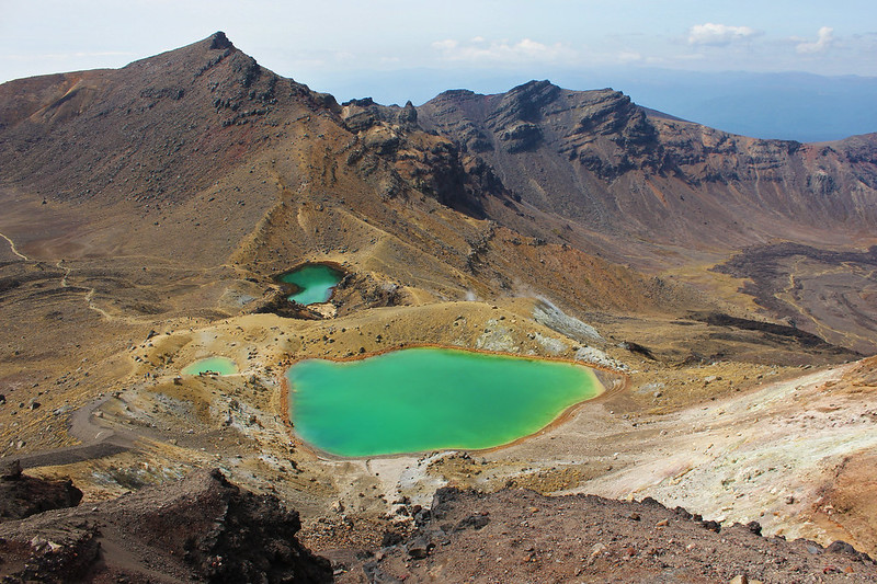 Emerald Lakes | Tongariro