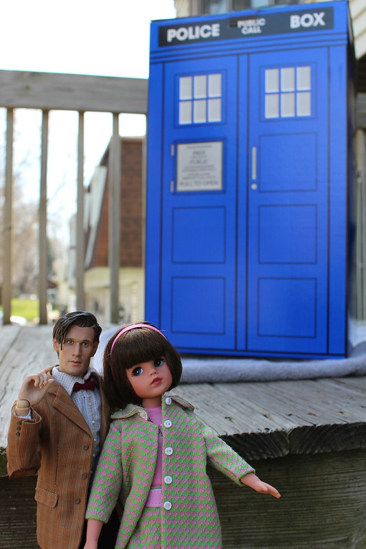 Tonner Sindy's & the 11th Doctor