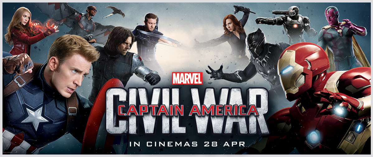 Marvel's Captain America: Civil War Festival at Marina Bay Sands Singapore