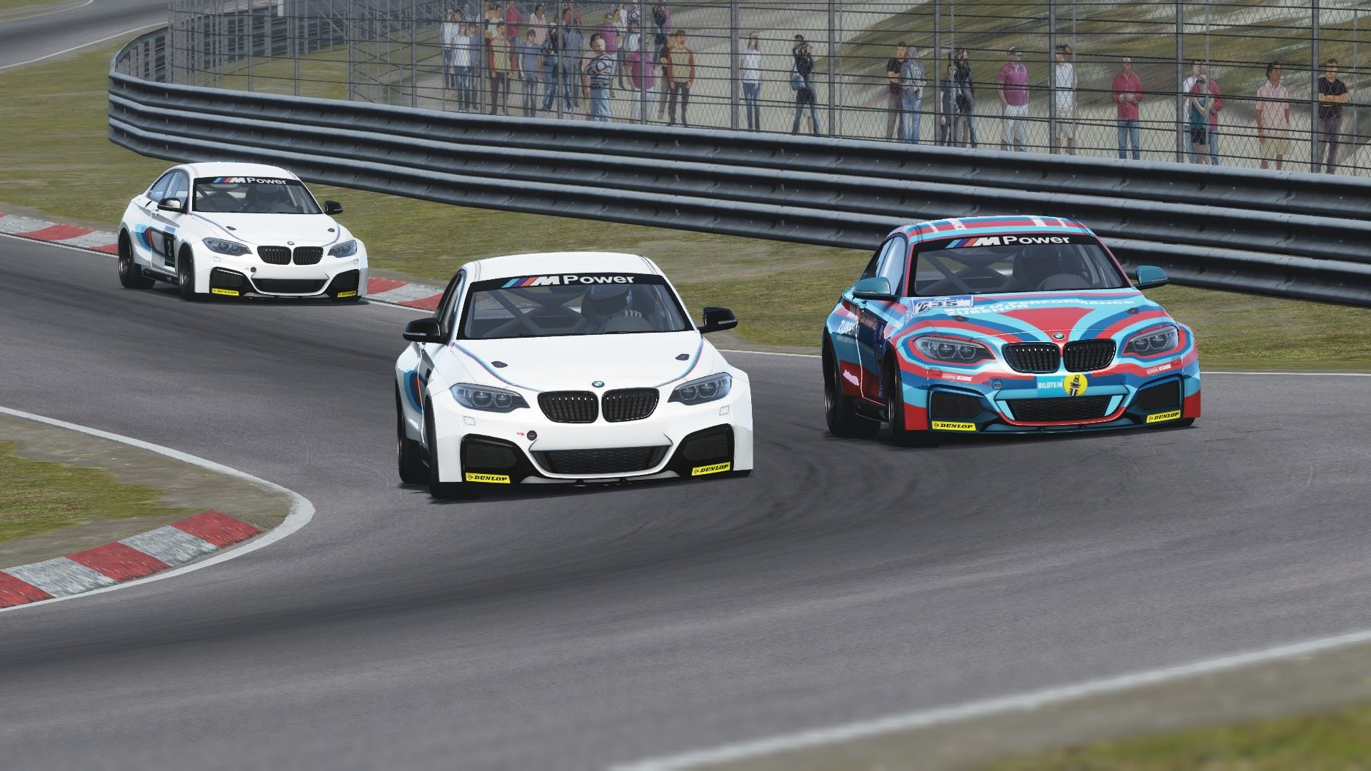 Bsimracing for Benelux cars