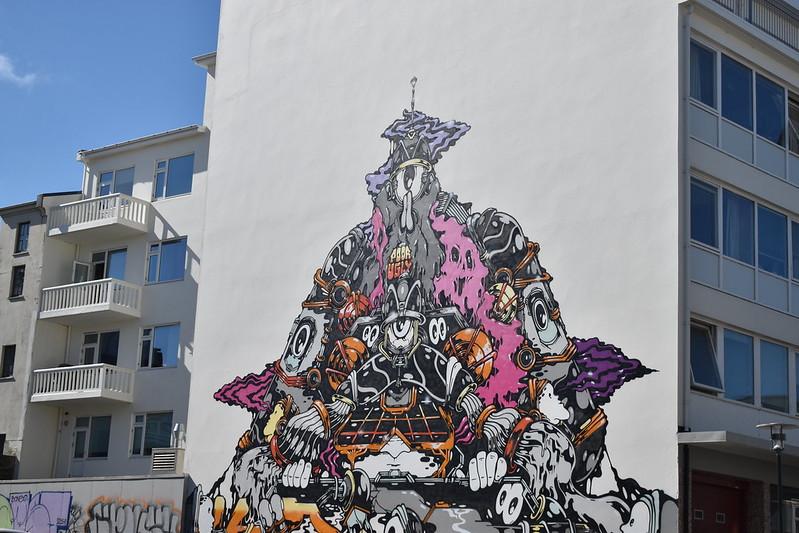 25/4 Reykjavik