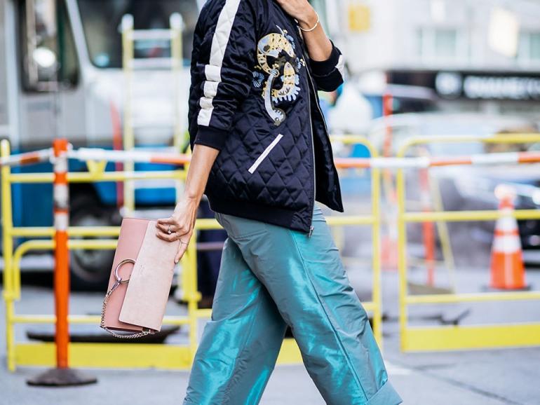 oriental bomber, bomber jacket, oriental, eastern bomber, thefashionguitar, marks & spencer, bomber trend, embroidered bomber, jacket, spring summer 2016 trend, stradivarius, bomberjack