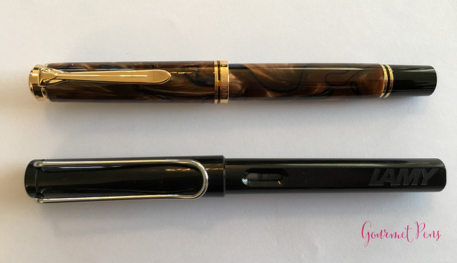 Review Pelikan Souverän M800 Grand Place Fountain Pen @AppelboomLaren (6)