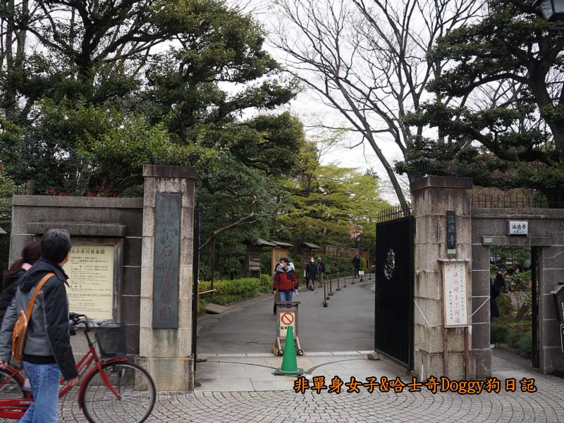 日本自由行小石川後樂園&東京巨蛋城05