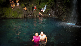 Janna Nikko Bukal Falls