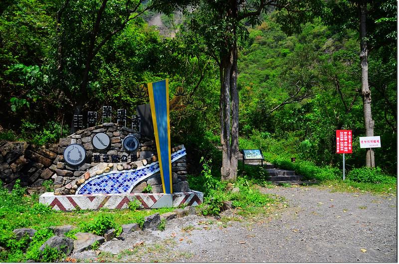 卡悠峰瀑布停車場