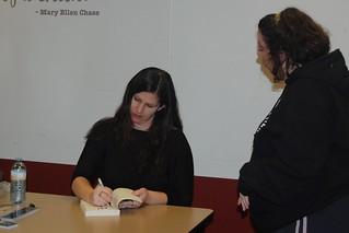 Mindy McGinnis Author Visit