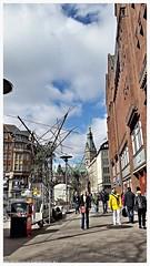 Hamburg am 22.04.2016 Mönkebergstrasse a