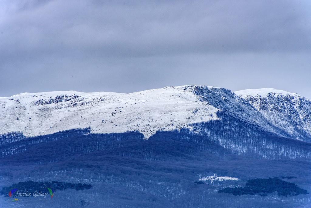 Snowy peaks 3, February