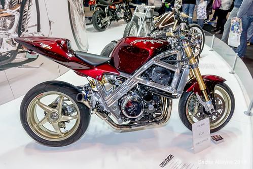 Motorcycle Live 2015 - custom motorcycle