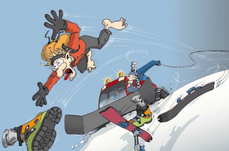 Pravidla pohybu skialpinistů po sjezdovkách