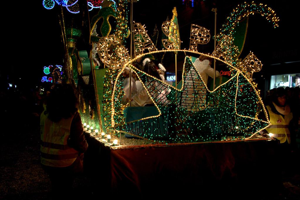 Reyes Magos en Valdemoro el 5 de enero de 2016