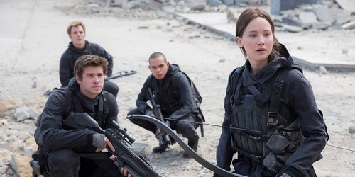 The Hunger Games - Mockingjay - Part II - screenshot 4