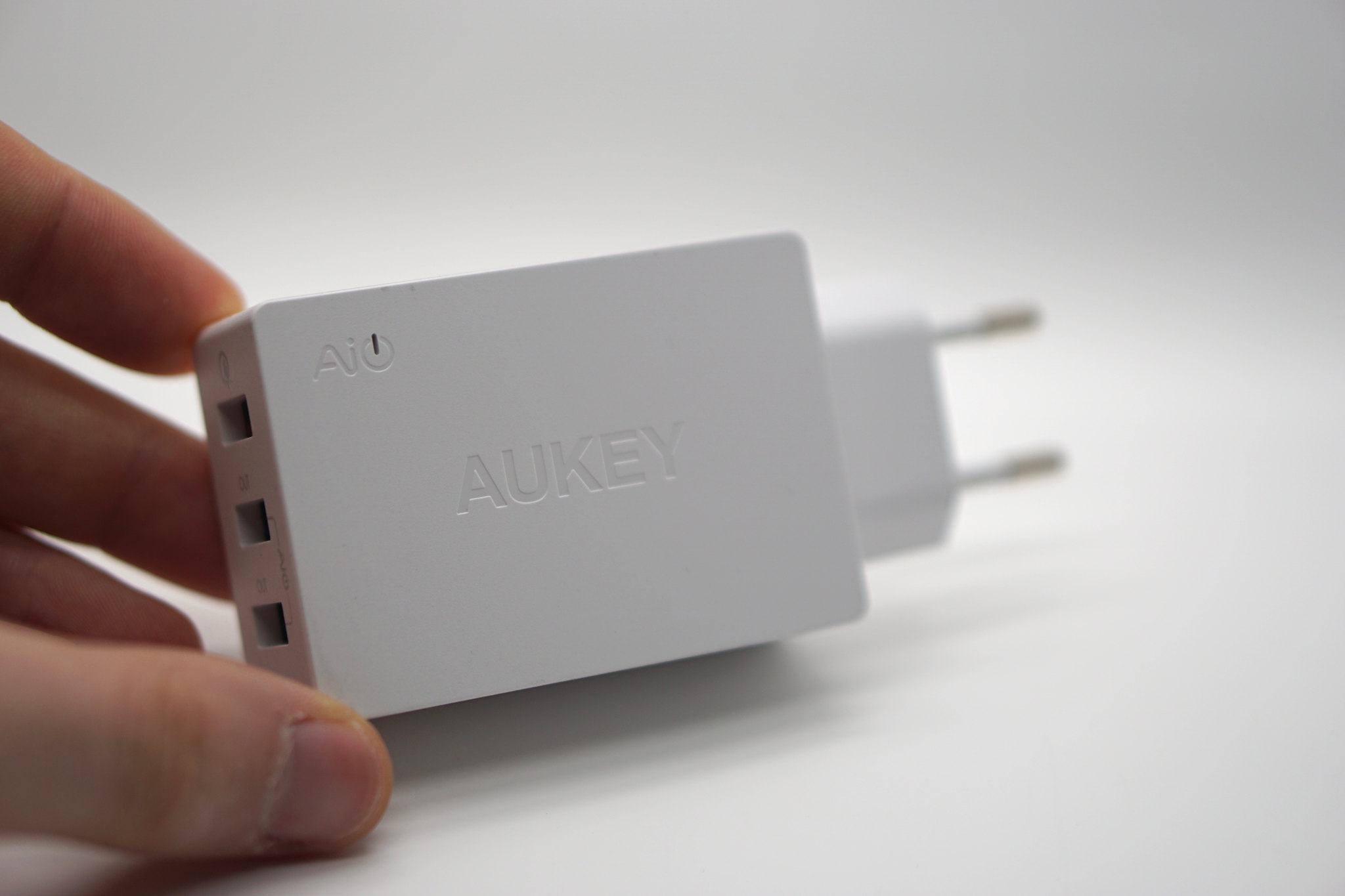 Chargeur USB Aukey 3 ports