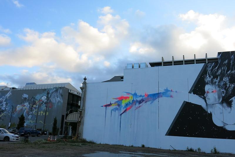 Art by Vexta - Spectrum Street Art Festival