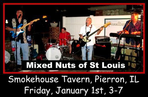 Mixed Nuts of St. Louis 1-1-16