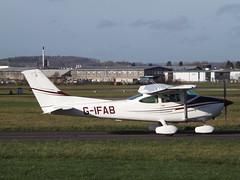 G-IFAB Cessna 182