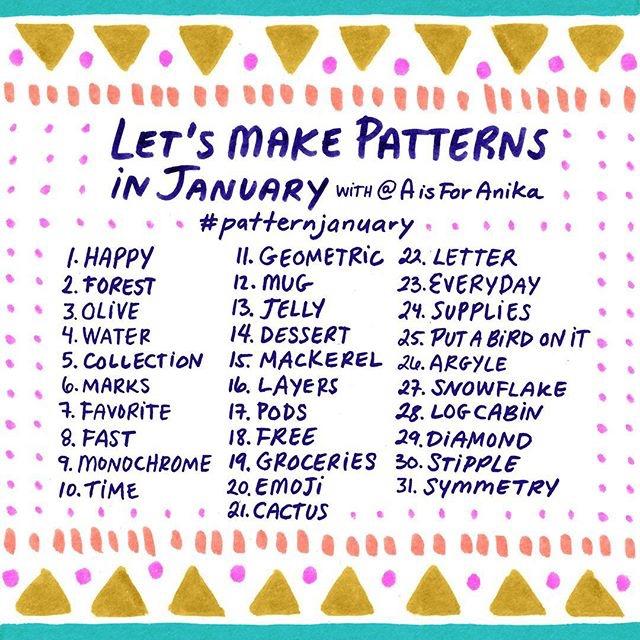 """Let's Make Patterns"""""""