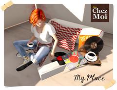 My Place CHEZ MOI