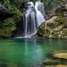 Šum Falls, Vintgar Gorge