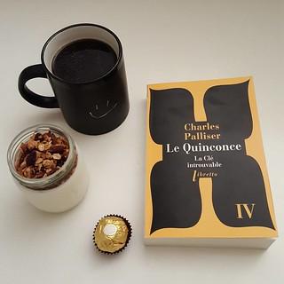 Le Quinconce  (tome 4 : lez clé introuvable) de Charles Palliser