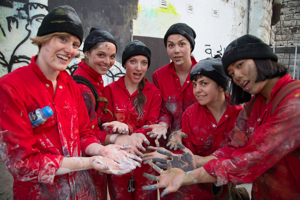 Palestine - Interlope's show days