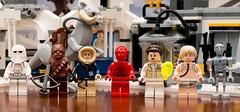 Star Wars Lego: Hoth Echo Base, Set 7879