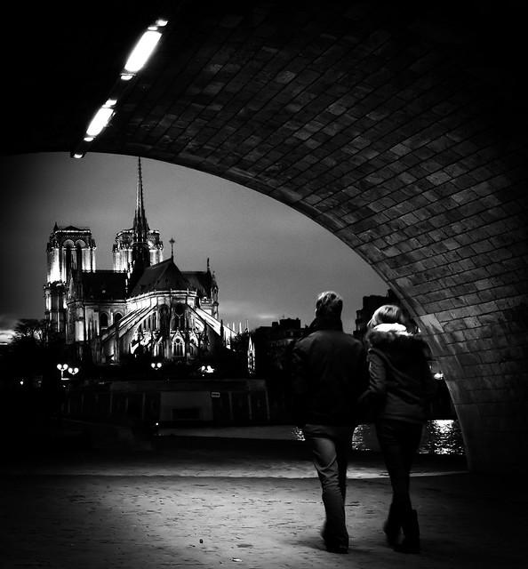 Night Walk, Nikon D7100, AF-S Nikkor 35mm f/1.8G