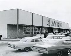 Zayre Store Mayfield, Ohio Press Photo 1967