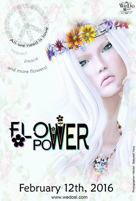 Flower Power 2016!_Poster