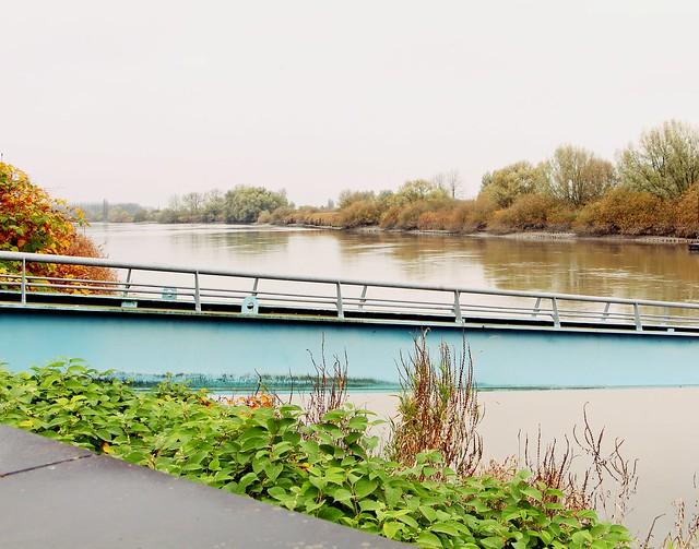 Autumn in Baasrode, Belgium