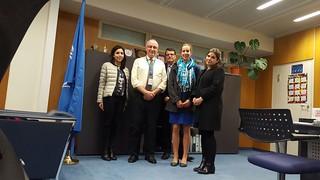 UN Shadowing Programme 2015