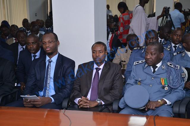 Amadou Deme Directeur Achats et Logistique Sonatel representant DG-dakaractu