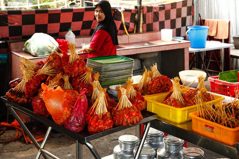 Pak Din Fresh Satay