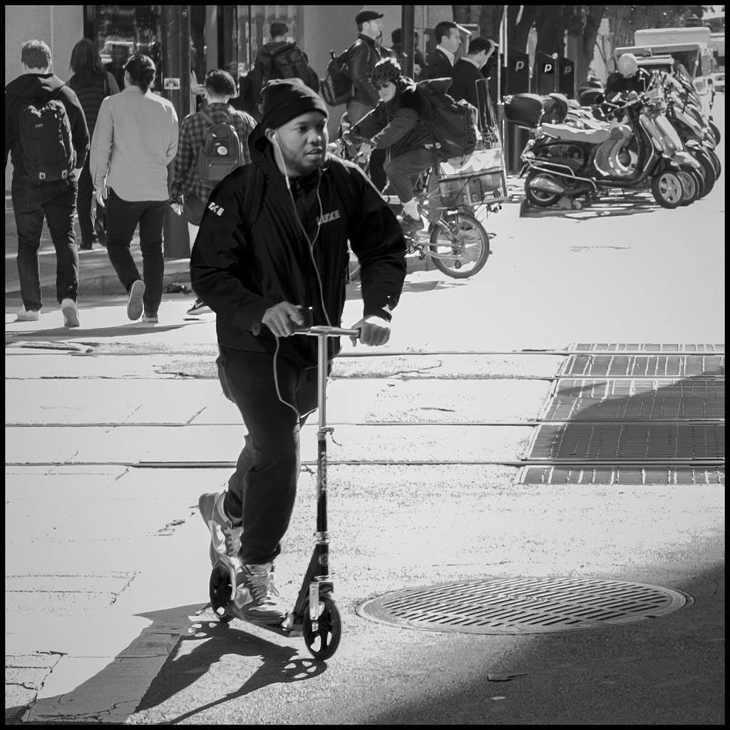 Scooter - San Francisco - 2016
