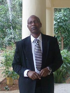 Said Mbaga (Sokoine University),  co-principal investigator ACGG Tanzania team