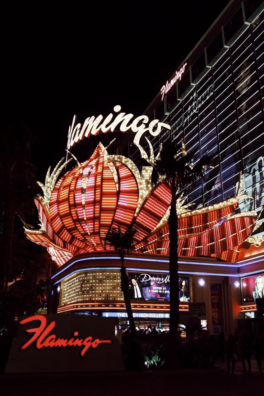 Las Vegas Flamingo Hotel