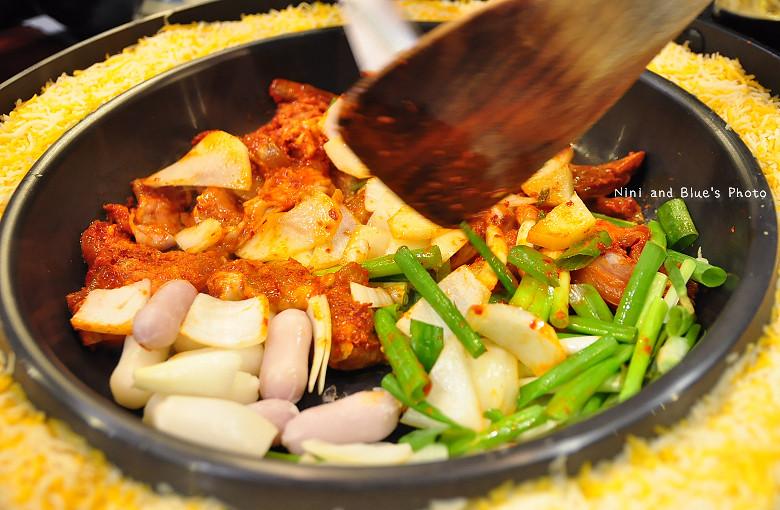 柳家韓式料理公益路19