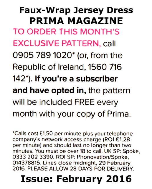 Prima Magazine - Pattern, February 2016 (04)