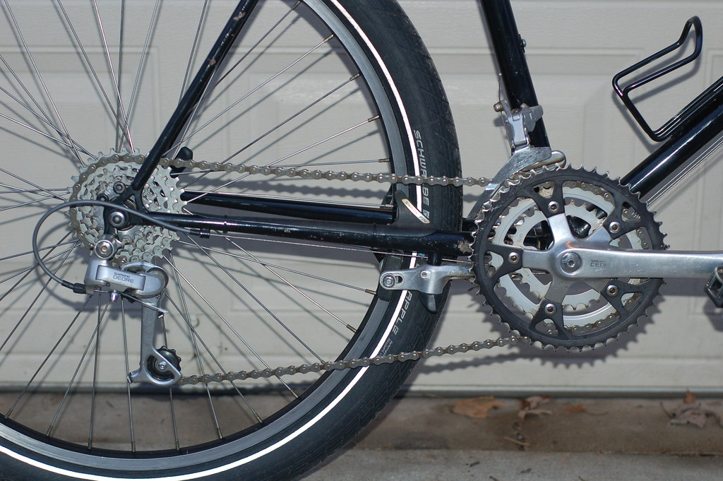 Forte MTB Presta Bicycle Tube 26 x 1.1-1.4