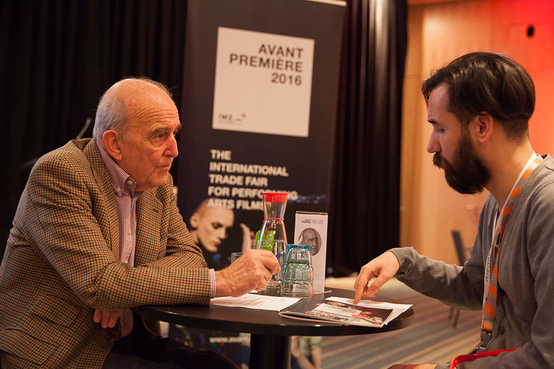Avant Première One-on-One Expert Sessions 2016