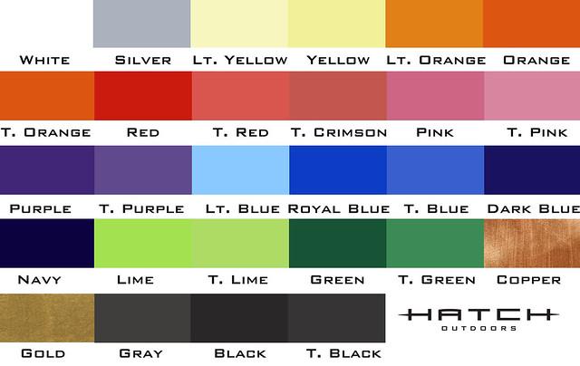 hatch-reels-custom-colors