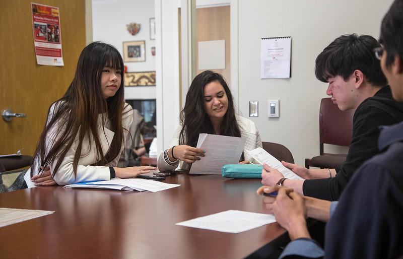 International Affairs Student Club (ISAC) photo shoot