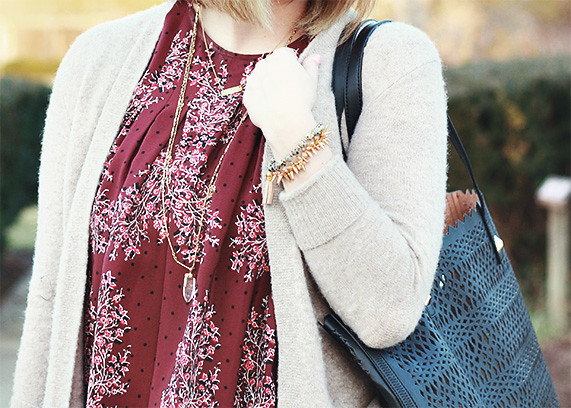 Madewell Floral Top 3
