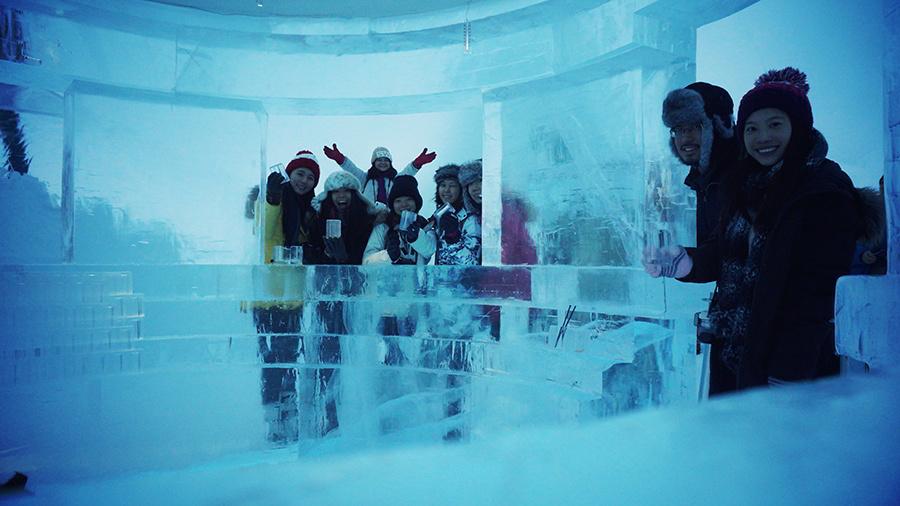 2016.02.25 ▐ 看我歐行腿 ▐ 美到搶著入冰宮,躺在用冰打造的瑞典北極圈 ICE HOTEL 裡 30.jpg
