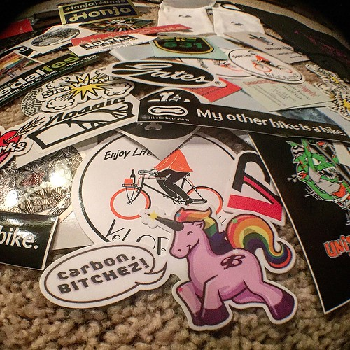 stickers NAHBS