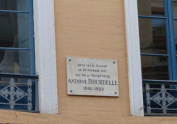 maison de Bourdelle